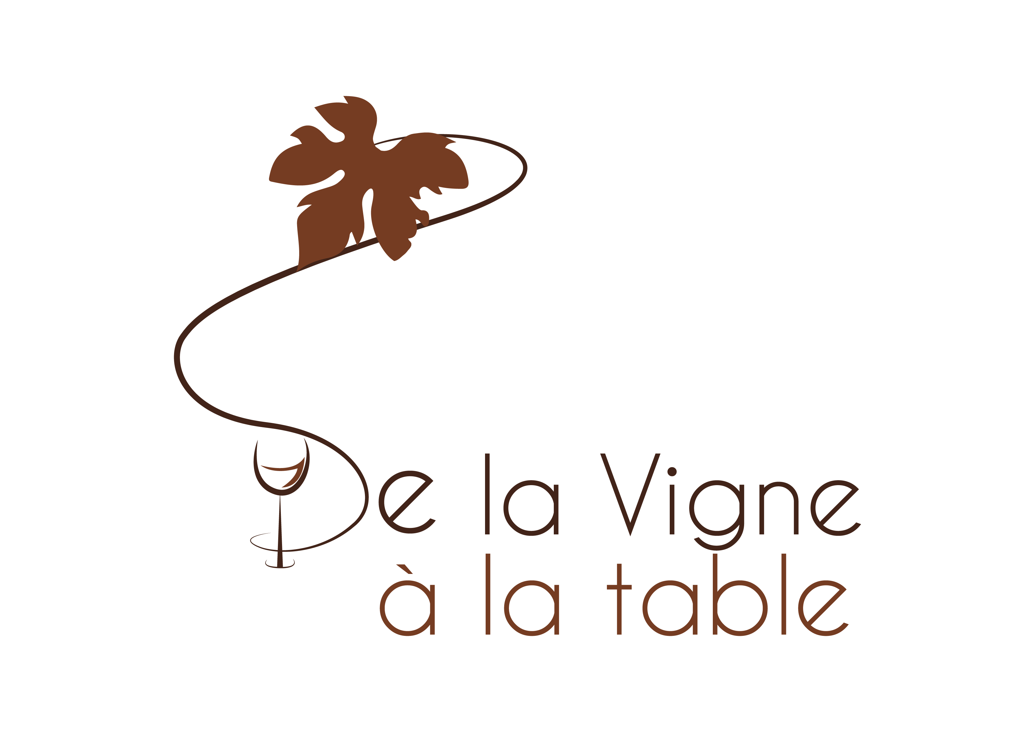 De la vigne à la table